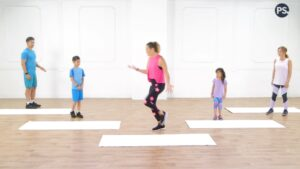 Fitness Activities for Kids at Home